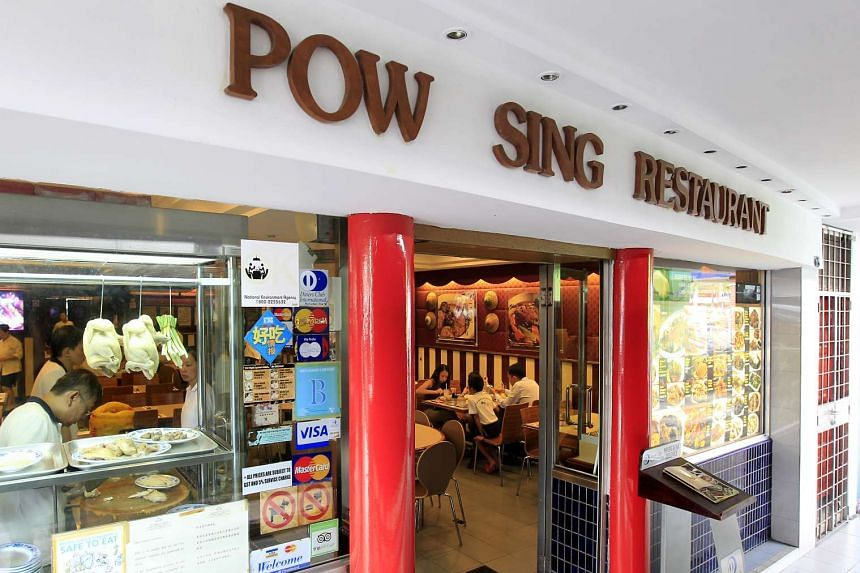 Pow Sing Restaurant has been suspended for links to outbreak of gastroenteritis.