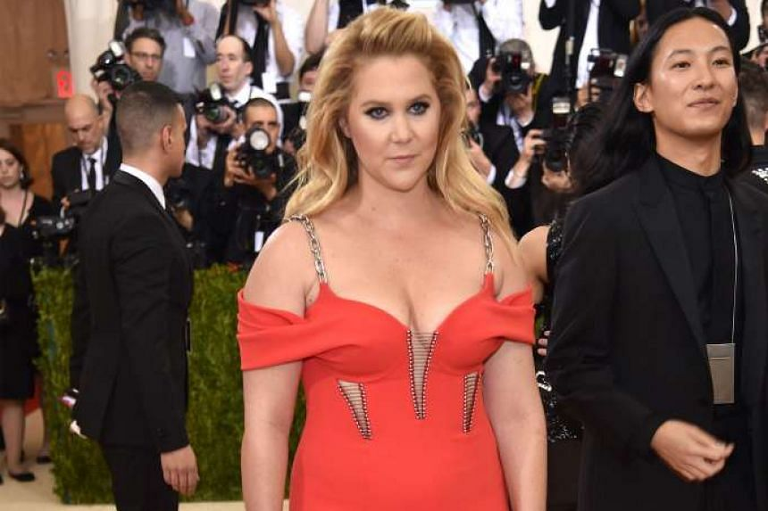 Singer Beyonce made a provocative call to action on her website after the shooting death of Alton Sterling, actor Jesse Williams made Black Lives Matter the cornerstone of an awards speech last month and comedienne Amy Schumer (above) wrote a pointed