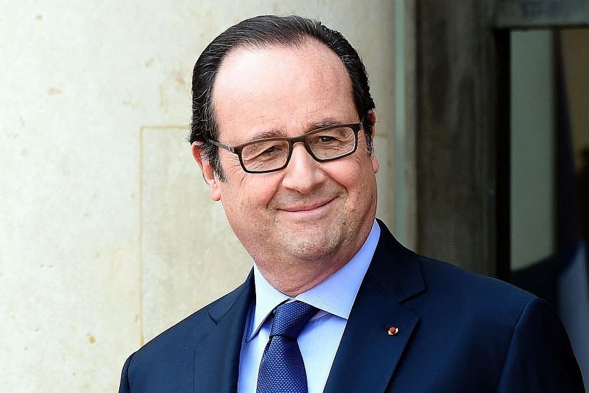 "President Hollande, who has always portrayed himself as ""Mr Normal"", is being criticised for extravagant spending."