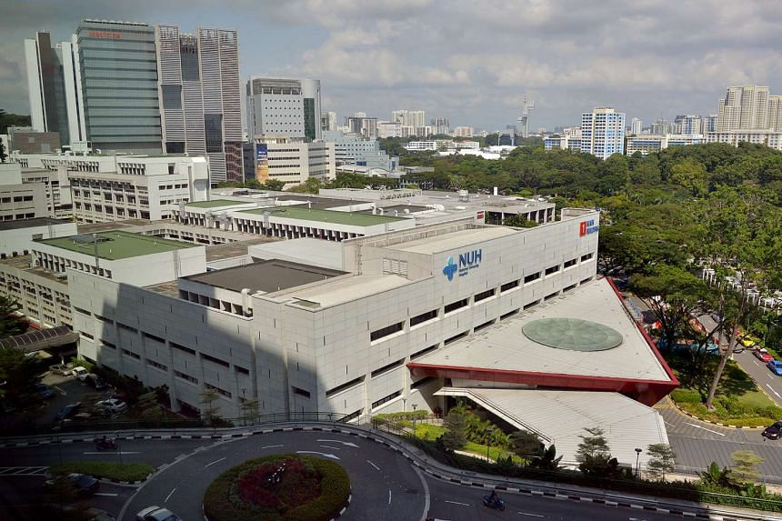 The National University Hospital (above) and Tan Tock Seng Hospital will hold free hepatitis C talks and screening on two Saturdays in July.