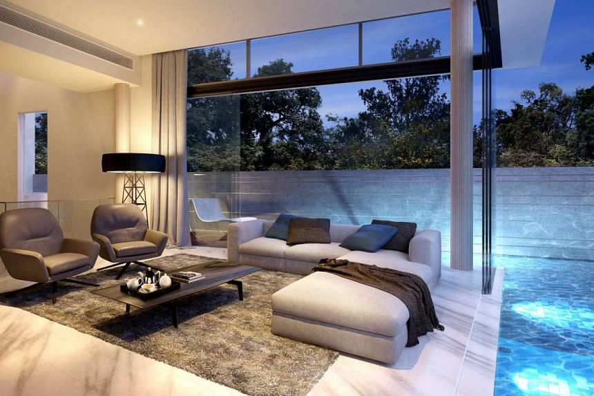Modern Luxury Living 48 Collection On Whitley Home Design News Adorable Modern Luxury Homes Interior Design Collection