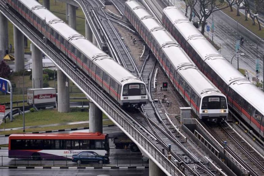 SMRT assets will be bought over at around $1 billion, with trains making up the bulk of the value.