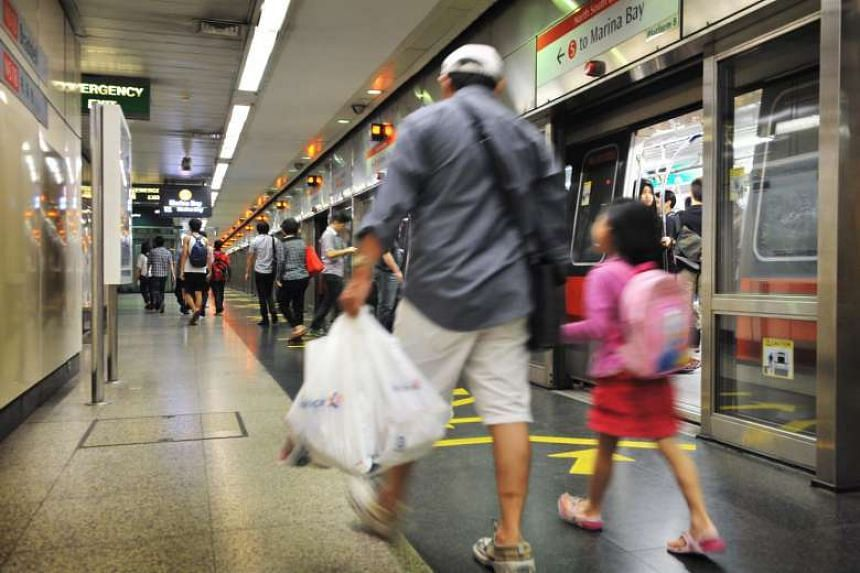 Under the new framework, SMRT will pay a licensing charge annually to run the North-South and East-West Lines (NSEWL), the Circle Line (CCL) and the Bukit Panjang LRT (BPLRT).