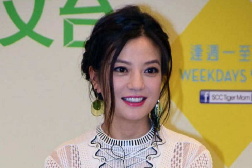 Chinese actress-director Vicki Zhao (pictured) has replaced Taiwanese actor Leon Dai in an upcoming movie after he failed to clarify his political stance.