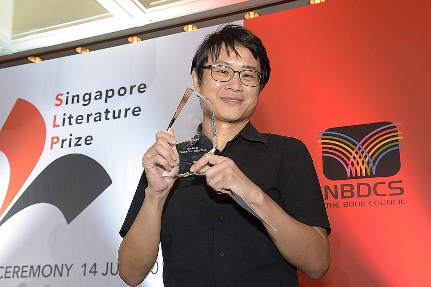 Graphic novelist Sonny Liew's The Art Of Charlie Chan Hock Chye, a vivid and satirical re-telling of Singapore's journey to nationhood, has also garnered acclaim from international publications such as Slate and The Economist.