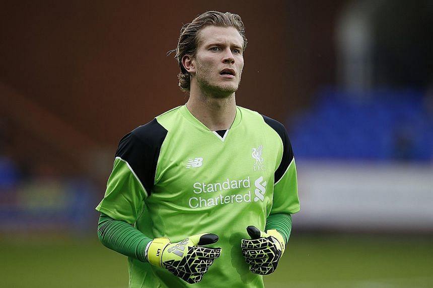 Loris Karius is confident he can oust Simon Mignolet to be Liverpool's first-choice 'keeper.