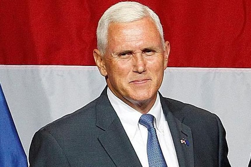 Indiana Governor Mike Pence is seen as the lowest-risk option among Mr Trump's vice-presidential prospects.
