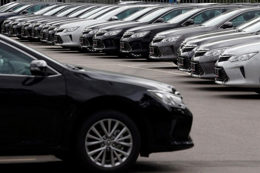 A 35.9 per cent year on year jump in car sales drove Singapore's retail sales into the black for May.