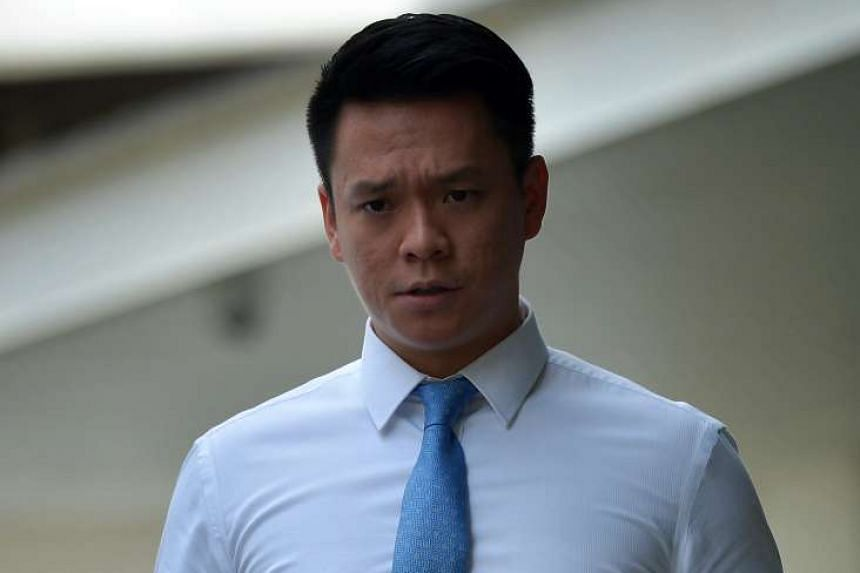 Marcus Chee Nan Ze was sentenced to six months in jail after pleading guilty to one charge of causing death by driving at a dangerous speed.
