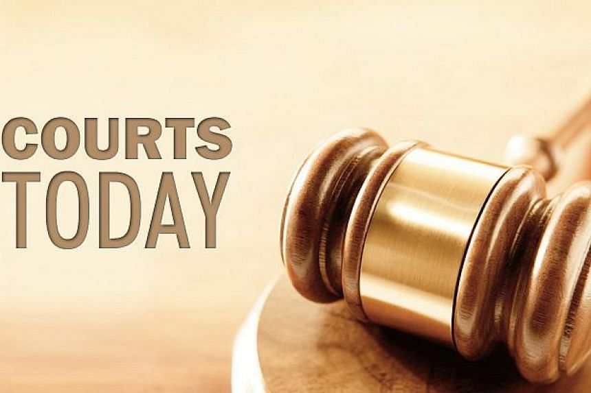 Gary Shen Rongji was jailed for three weeks for punching a taxi windscreen and causing damage amounting to $1,233.