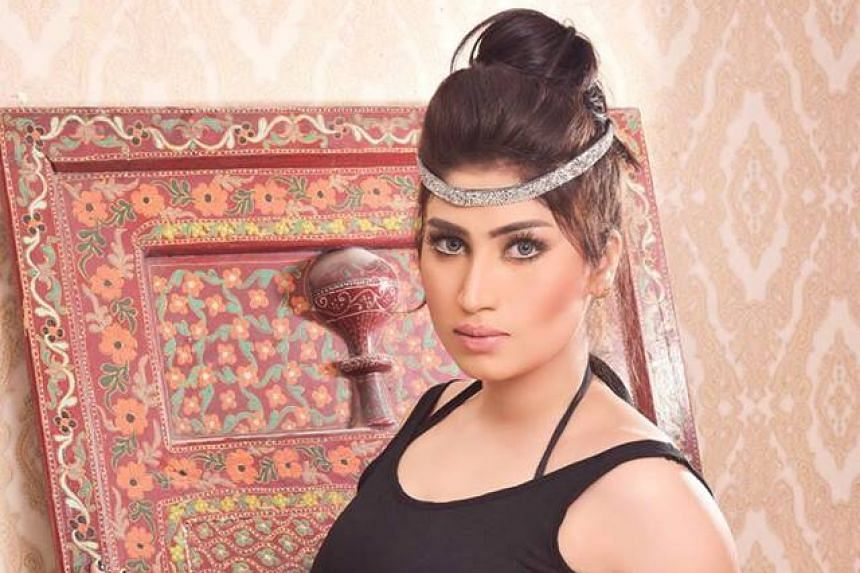 """Qandeel Baloch was strangled by her brother in what police suspect was a so-called """"honour killing"""" on July 12, 2016."""