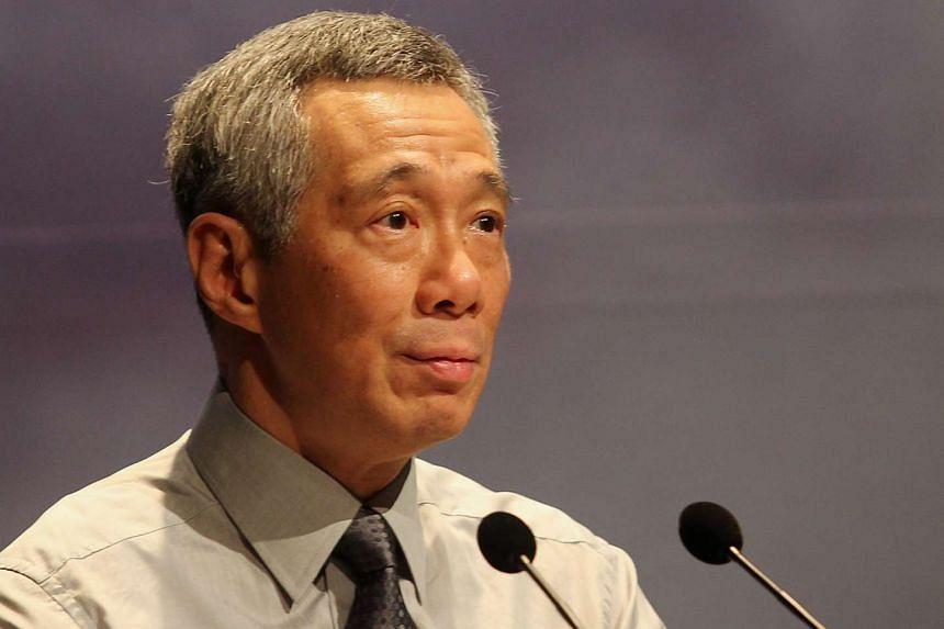 Prime Minister Lee Hsien Loong said Singapore cannot assume that it will always be spared from terror attacks.