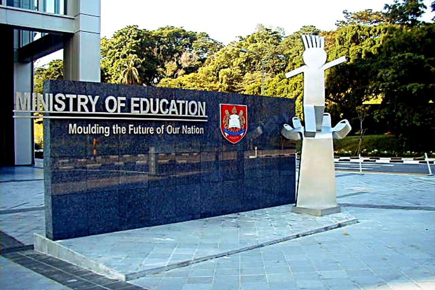 The Ministry of Education building at Buona Vista.