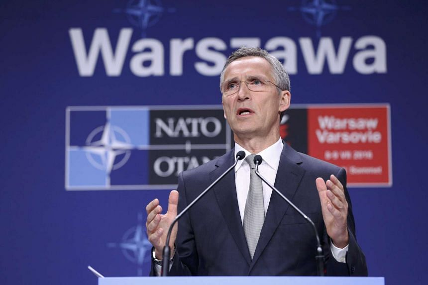 Nato chief Jens Stoltenberg hailed the mass turnout of Turks on the streets which played a critical role in thwarting a coup attempt on July 16, 2016.
