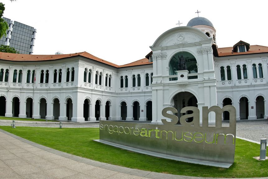 Mr Leng Tshua, CEO of the Singapore Art Museum, has left the position just shy of a year on the job.