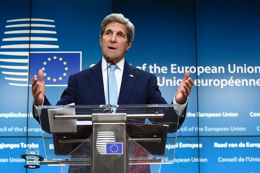 "US Secretary of State John Kerry has urged the Turkish government to ""uphold the highest standards of respect for the nation's democratic institutions and the rule of law"" after a coup bid on Friday (July 15)."