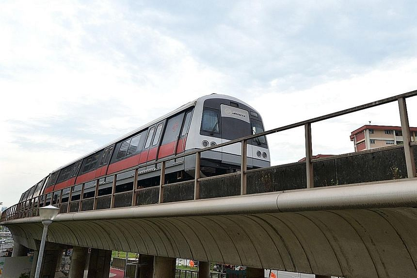 SMRT may be the standout counter this week as investors cheer the new rail financing framework. The operator can look forward to earning stability and much more manageable cost with the Government taking over the rail assets and SMRT operating on an