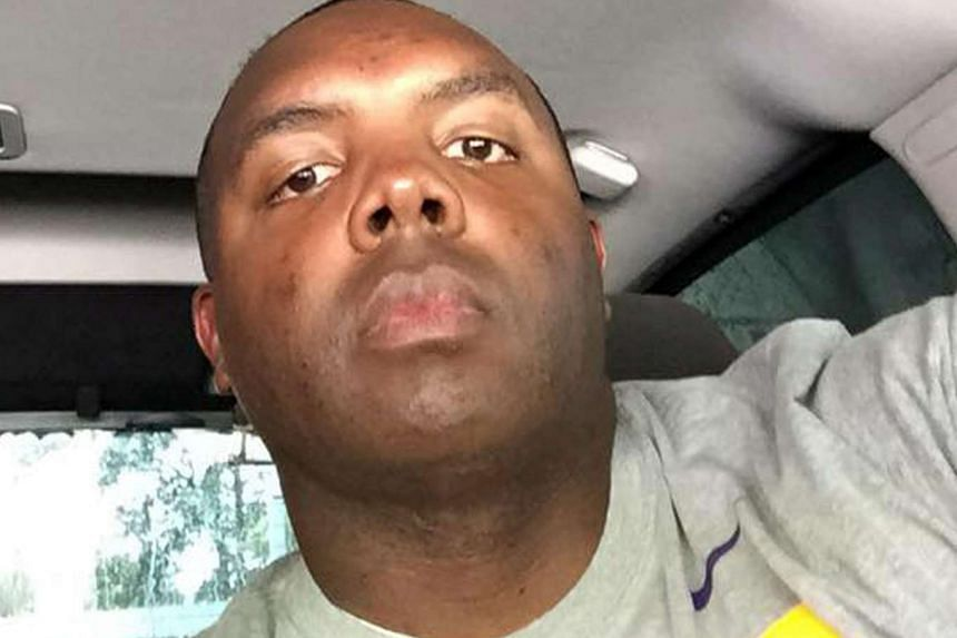Police officer Montrell Jackson was identified by family and friends as one of those killed by the gunman in Baton Rouge on July 17, 2016.