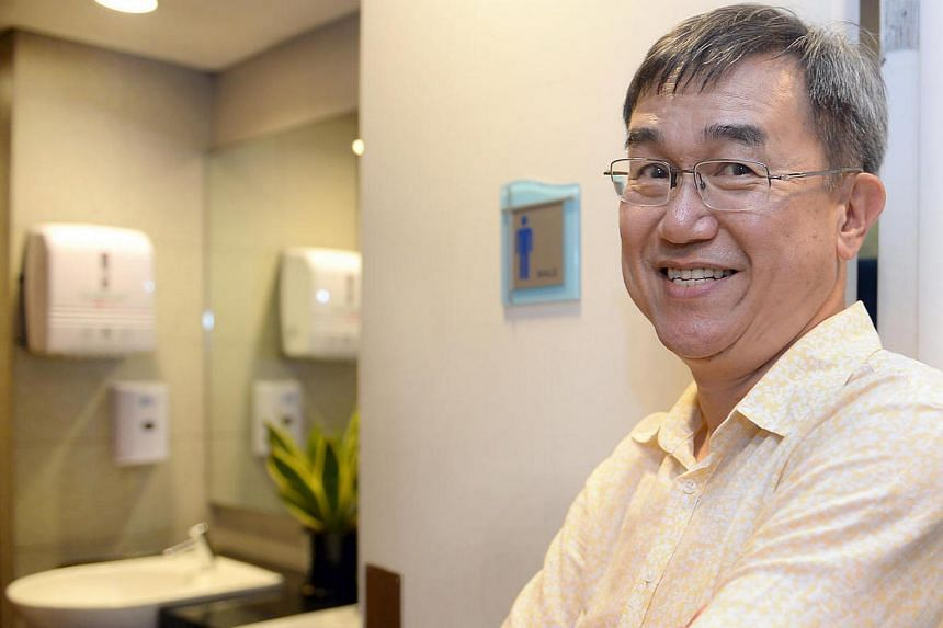 Mr Jack Sim founded the World Toilet Organisation, a non-governmental group that has championed clean toilets and sanitation for over a decade.