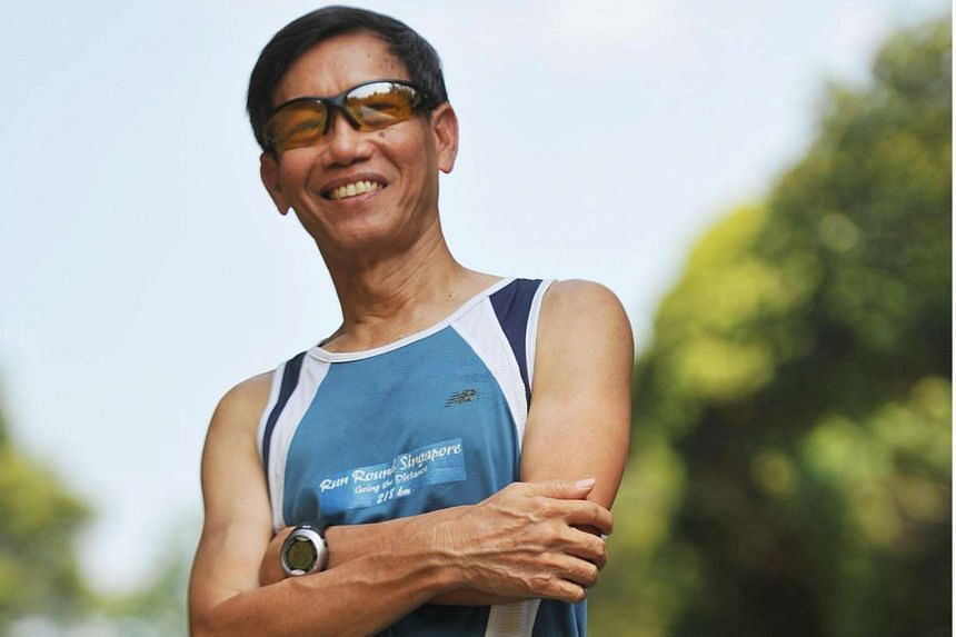 Ultramarathoner Lim Nghee Huat will take part in the Ultra Great Britain Run to raise funds for HCA Hospice Care.