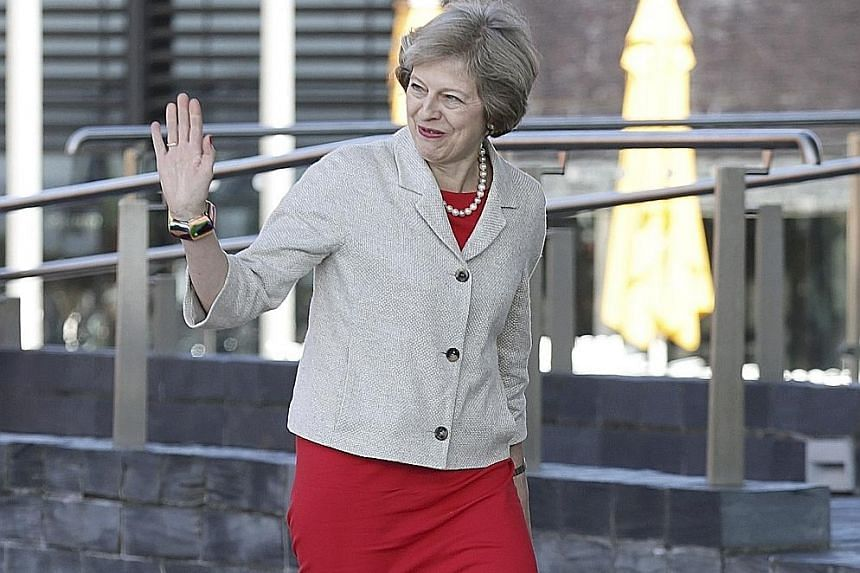 Mrs May was in Wales yesterday to reassert her commitment to involve all nations of the United Kingdom in negotiations for leaving the EU after making the same pledge in Scotland last Friday.
