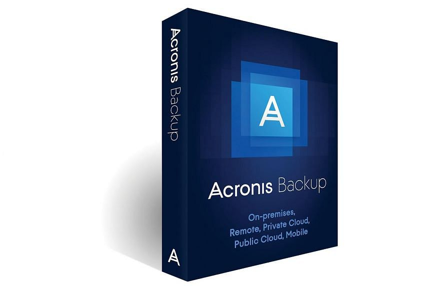 Acronis announced the launch of its new Backup 12 system on July 20, 2016.