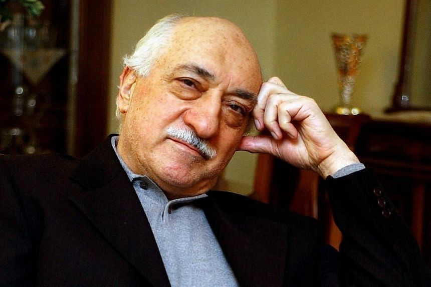 File picture taken on December 2013 by fgulen.com shows Fethullah Gulen, an Islamic opinion leader and founder of the Gulen movement.