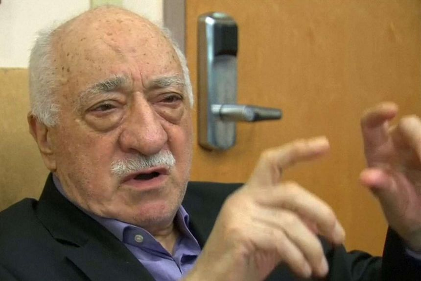 Turkey has demanded the US arrest cleric Fethullah Gulen for his alleged role in the recent military coup.