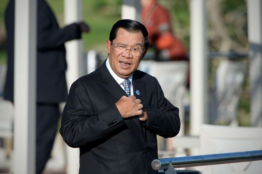 Cambodia's military said they are investigating a suspected coup plot against Prime Minister Hun Sen.