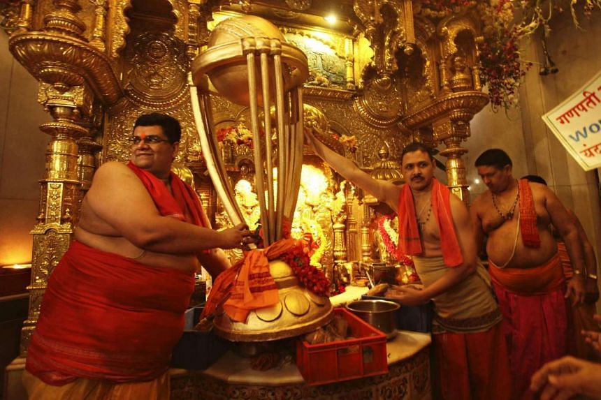 Mumbai's Siddhivinayak temple now accepts shares of listed companies as donations.