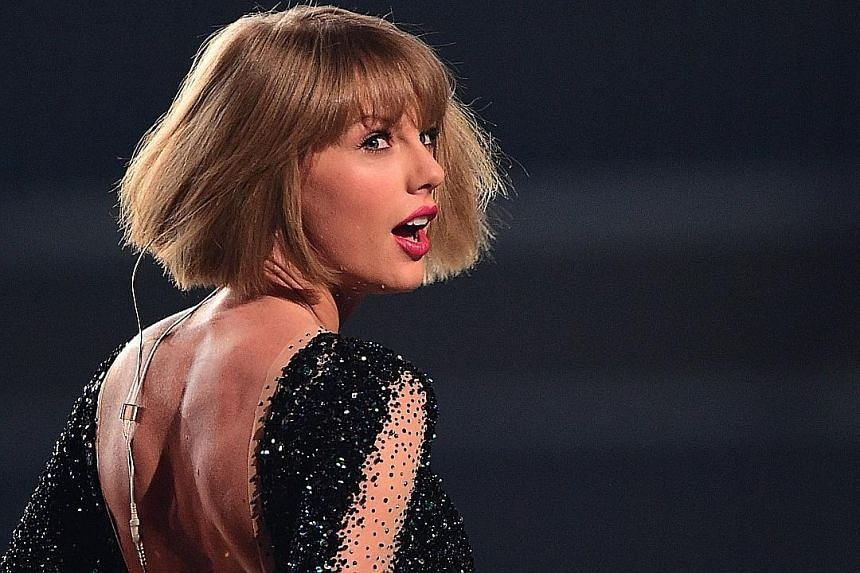 Taylor Swift was said to have threatened Kanye West with criminal prosecution.