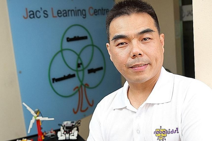 Jac's Learning Centre founder and chief executive Jackie Lim says enquiries for the centre's enrichment classes went up four to five times after it offered promotional discounts on the 99%SME website as part of last year's campaign.