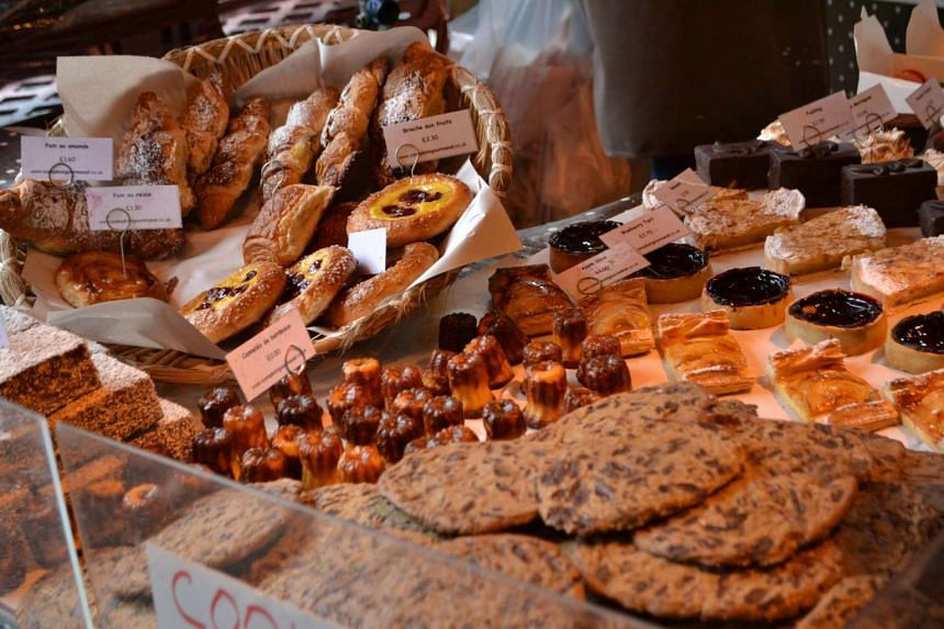 """Borough Market was the top """"must visit"""" shopping destination in London, according to a survey by British Airways."""