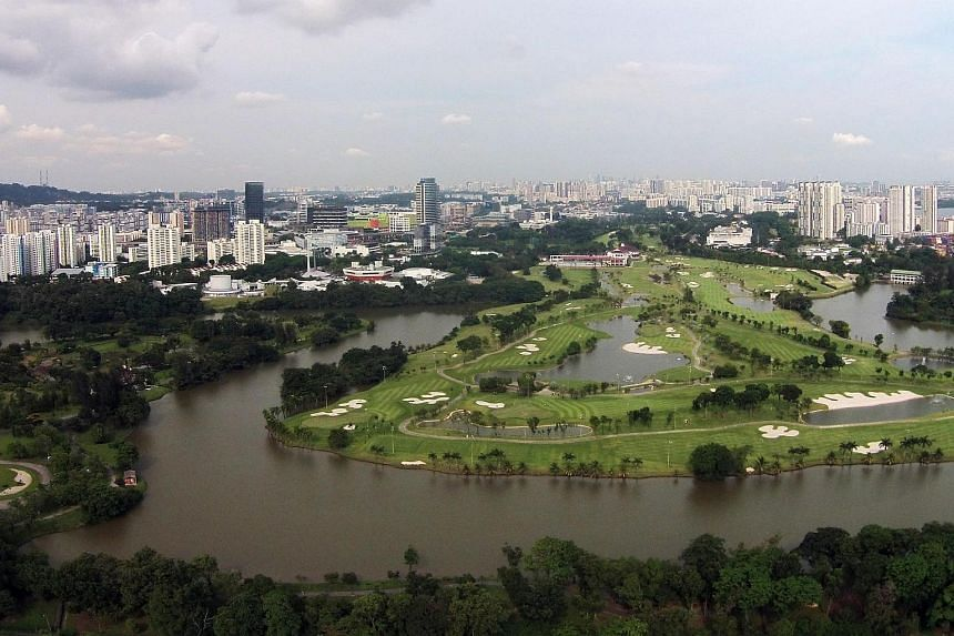 The Jurong Country Club site will be where the terminus of the Singapore-Kuala Lumpur high-speed rail (HSR) will be located.