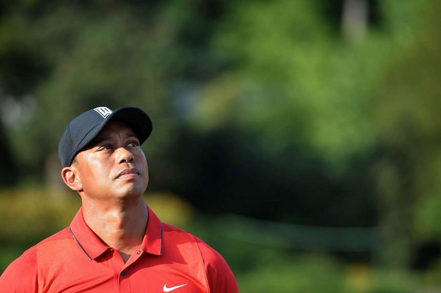 Tiger Woods at the Quicken Loans National in Bethesda, Maryland, on June 26, 2016.