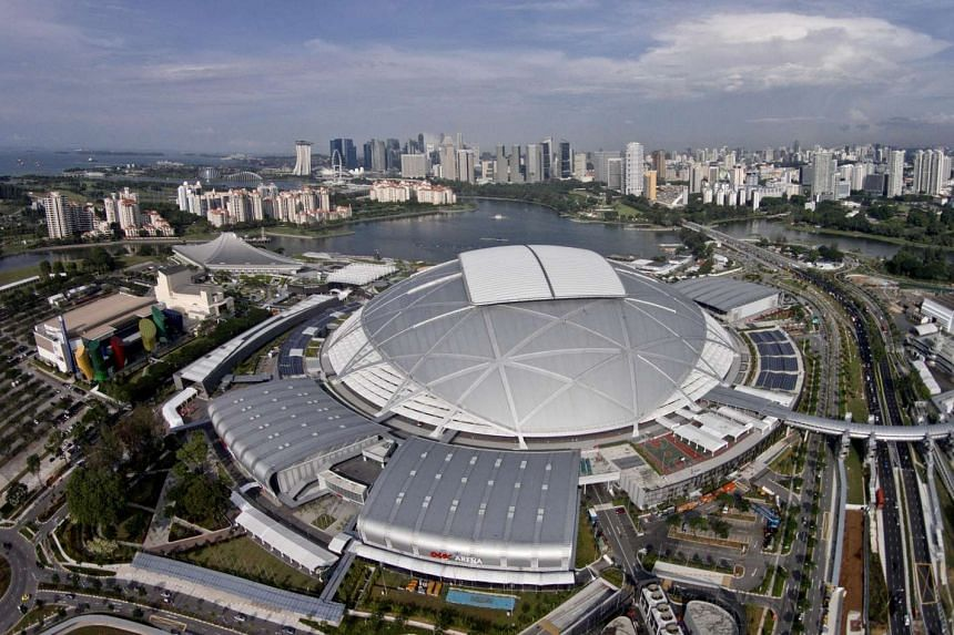 The Singapore Civil Defence Force will be conducting a ground deployment exercise at Singapore Sports Hub on Friday (July 22), from 12.15am to 4am.