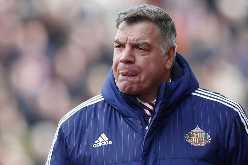 Sunderland boss Sam Allardyce (above) is set to be appointed England's next manager .