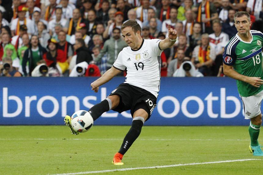 Mario Gotze has rejoined his boyhood club Borussia Dortmund on a four-year deal from Bayern Munich.