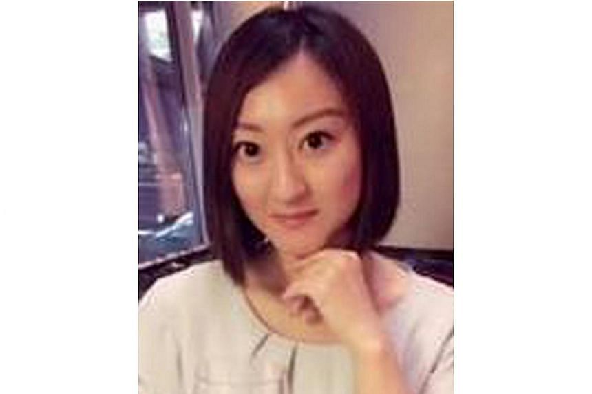 Ms Cui Yajie was last seen on July 11 at 9.15pm around Fusionopolis Walk at one-north in Buona Vista.