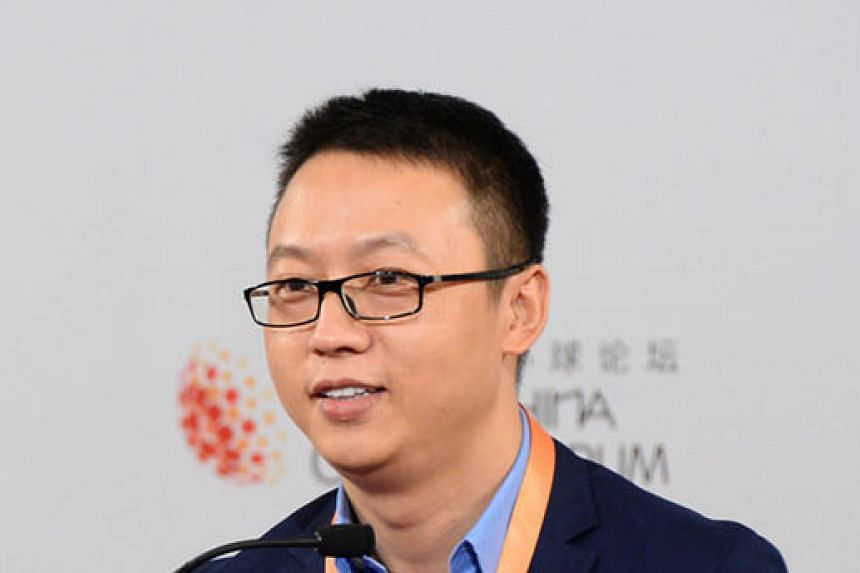 Mr Wu says Singapore, because of its small domestic market, must position itself as a regional connecting hub.