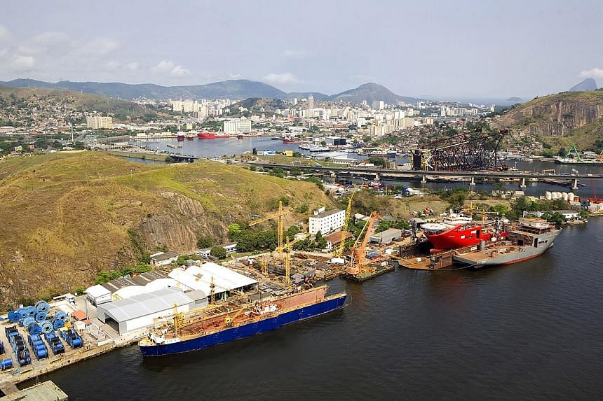 Vard shut down the Niteroi yard in Brazil in the second quarter, as the group downsized amid the global slowdown of the offshore oil and gas industries.