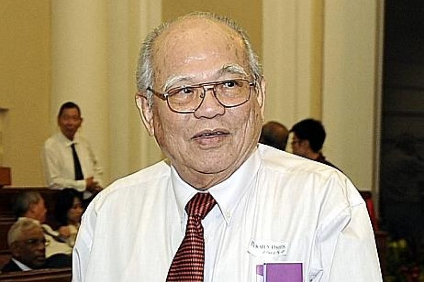"Mr Chor was one of 43 PAP candidates who won in the 1959 General Election. He was praised by founding prime minister Lee Kuan Yew as ""one of my oldest, most steadfast and courageous party comrades"" when he retired from politics in 1984."