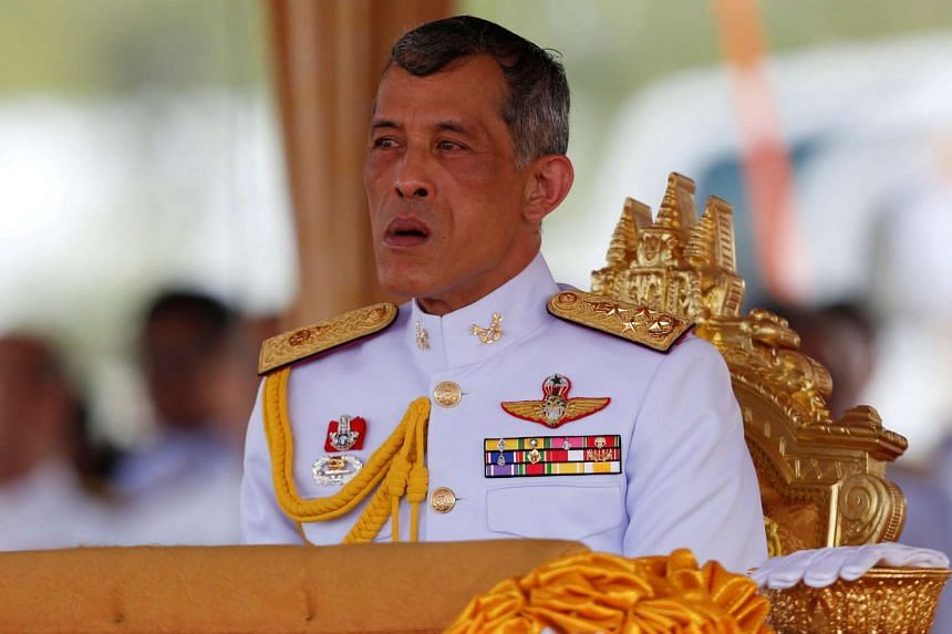 Thai police on Friday (July 22) questioned the wife of a British journalist over his social media links to unflattering photos alleged to be of Crown Prince Maha Vajiralongkorn (above).