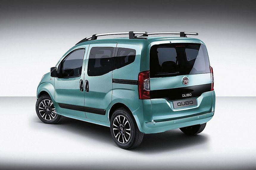 Fiat Qubo.