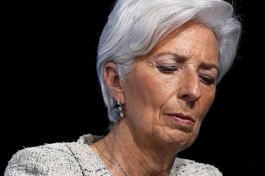 If tried and convicted, Ms Lagarde risks being jailed for up to a year and fined €15,000 (S$22,424).