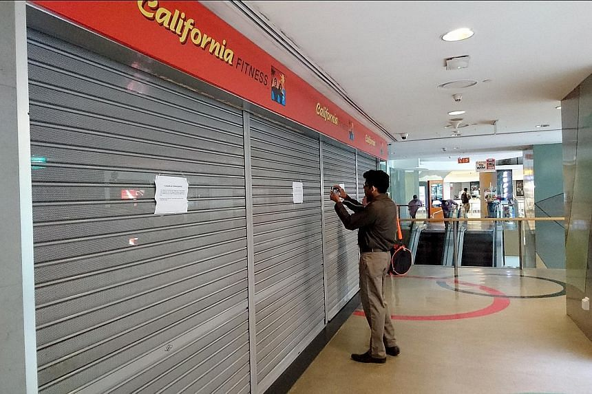 California Fitness closed down its Republic Plaza branch suddenly last Saturday, followed by its Novena (above) and Bugis outlets on Wednesday, leaving members high and dry after having paid upfront thousands in membership fees.