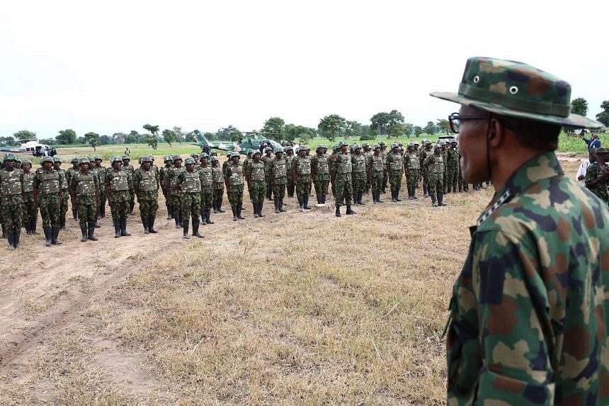 Five soldiers who went missing after an ambush by Boko Haram insurgents in north-eastern Nigeria have been found.