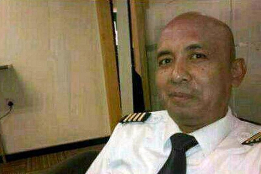 Malaysia Airlines pilot Zaharie Ahmad Shah used an elaborate flight simulator to steer the aircraft into the Indian Ocean.