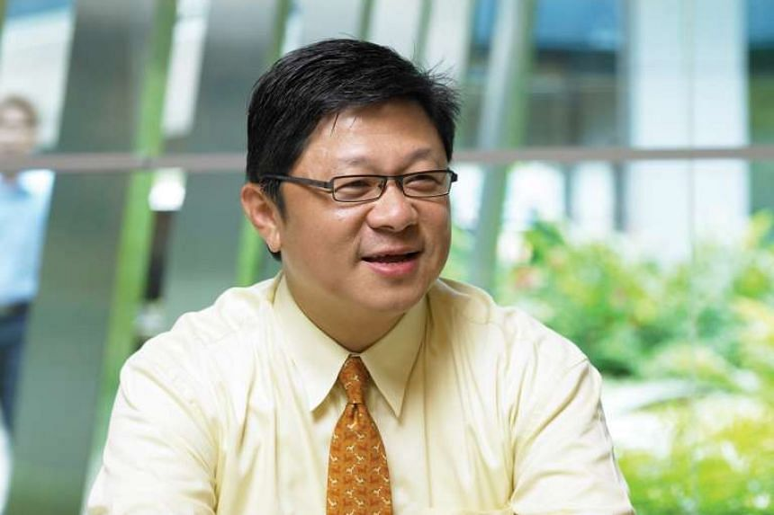Mr Robin Hu will join Temasek as the joint head of its sustainability and stewardship group from Dec 1, 2016.