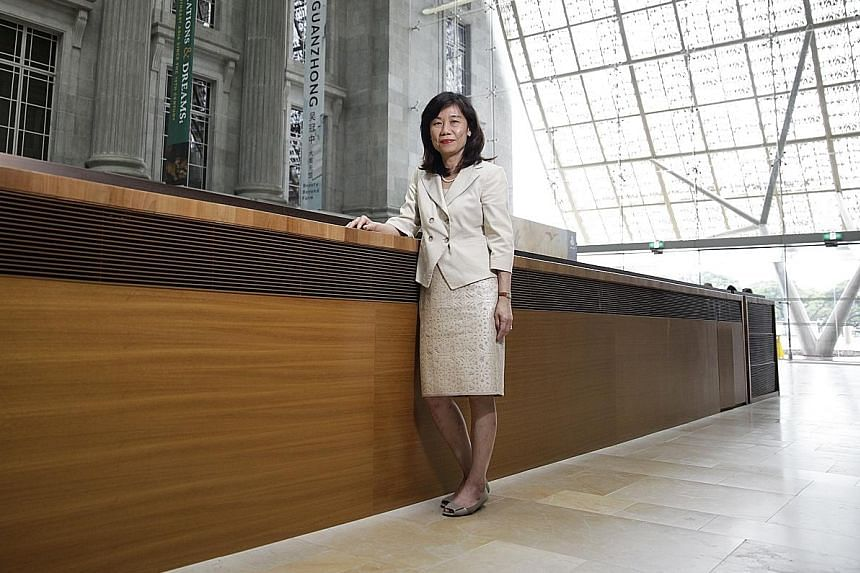 NHB CEO Rosa Daniel says that part of cultivating and preserving a quintessentially Singaporean identity lies in making important places special and attractive, in a way that brings out their characteristics.